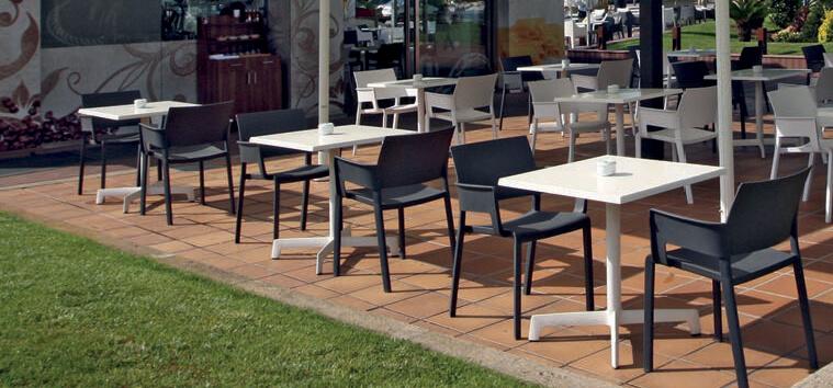 krzesła ogrodowe i fotele ogrodowe