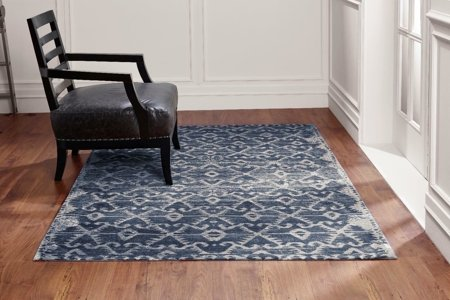Dywan Anatolia Sky Blue Carpet Decor Magic Home