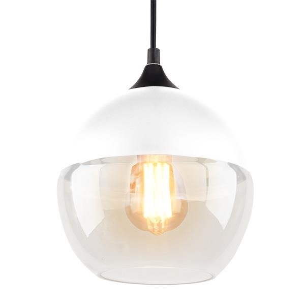 Lampa Manhattan Chic 1 White