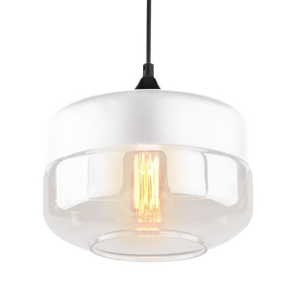 Lampa Manhattan Chic 3 White