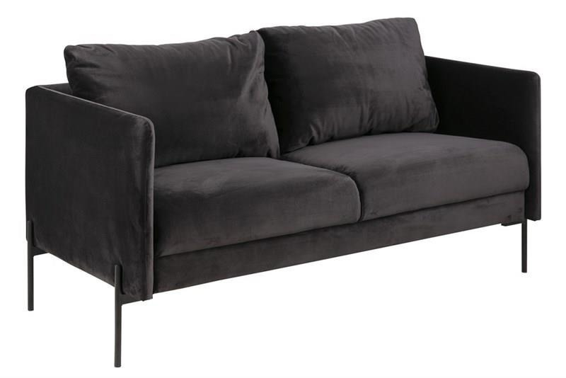 Sofa Kingsley 2,5 antracytowa